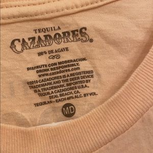 Vintage Tops - Tequila Cazadores T-Shirt